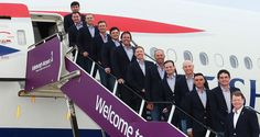 Ryder Cup: Tom Watson's USA arrive in Scotland ahead of Friday's clash with Europe