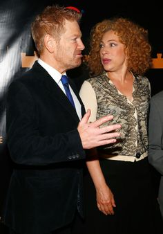 Who-Natic: Photos - Alex Kingston - Macbeth Opening Night After Party