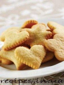 Вкусное постное печенье