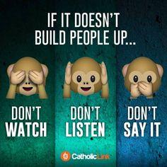 Catholic Chat and More  www.facebook.com/CatholicChatandMore