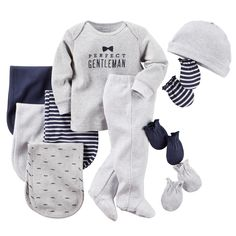 Perfect Gentleman Collection for your new arrival.