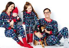 The company store. Family pajamas plus matching dog pjs!