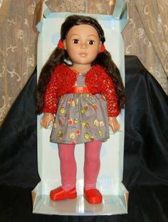 "MADAME ALEXANDER FAVORITE FRIENDS DOLL 18"" #MadameAlexander"