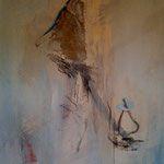 Pellegrino Mischtechnik auf Papier 70x100     1996 Painting, Art, Painting Art, Photo Illustration, Art Background, Paintings, Kunst, Drawings, Art Education