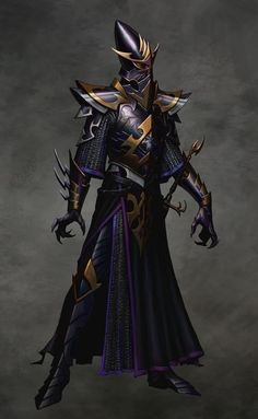 """The drow - """"The 'Dark Elves,' are described as purportedly dwelling deep beneath the surface world, in strange subterranean realms. They are said to be evil, """"as dark as faeries are bright"""", and pictured in tales as poor fighters but strong magic-users. The drider are drow which have been transformed from the waist down so they have the lower body of a spider. The transformation is typically a punishment for offending their goddess, Lolth, or failing one of her tests."""