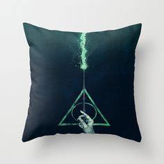 "Expecto patronum Voldemort Decorative cushion Pillow Case 20"" $18.89"