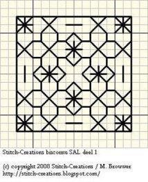 OK - BLACKWORK-esquemas | Aprender manualidades es facilisimo.com NOTE: Have Days 1 to 15 missing Days 3 & 7 For pincushions