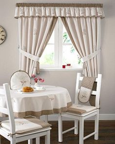 1000 images about cortinas para cocina on pinterest - Cortinas para cocina fotos ...