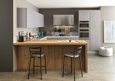 Febal Kitchen furnitures Innovation Ice Industrial Edition | Febal ...