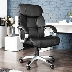 If you rely on an ergonomic office chair, the greater burden must endure, then you will be happy with this copy! Industrial Interior Design, Industrial Interiors, Industrial Office, Loft Interiors, Office Interiors, Sofa Design, Interior Color Schemes, Ergonomic Office Chair, Loft House