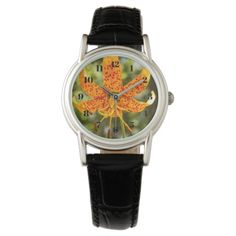 Tiger Lily Watch