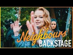 Neighbours Backstage - Jemma Donovan (Harlow Robinson) The Slap! The Slap, Good Neighbor, Amazing Gardens, Backstage, Behind The Scenes, Tv Series, Tv Shows, It Cast, Youtube