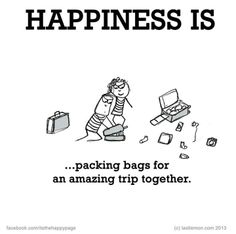 Packing bags