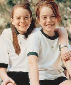 lindsay lohan, film, 1990s, 90s, 1998, the parent trap, disney