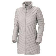 Mountain Hardwear Women's Citilicious Down Parka - List price: $284.95 Price: $170.99