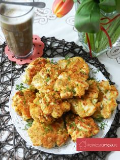 kotleciki siekane Polish Recipes, Cauliflower, Food And Drink, Keto, Vegetables, Ethnic Recipes, Chef Recipes, Food And Drinks, Cooking