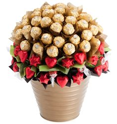 All of our #chocolatebouquets have undergone a massive makeover, with new…