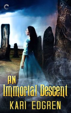 An Immortal Descent Blog Tour & Giveaway! Win a $20 Amazon GC! #Historical #Romance #Fantasy #Giveaway @hfvbt