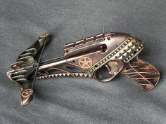 Arbalète rebelle custom steampunk Collections D'objets, Steampunk, Crossbow, Techno, Nerf, Personalized Items, Inspiration, Image, Transhumanist Art
