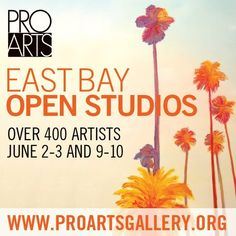 Pro Arts East Bay Open Studios (Northern California), June 2-3 and 9-10, Featuring Work by Over 400 Artists: http://post.ly/79mHa via @CreativeSage Postimaginarium — come visit our studio/offices! #arts #artists