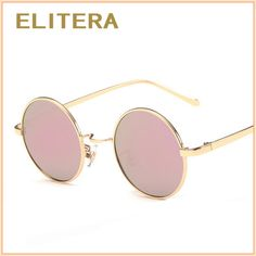53a9088a52 2018 New Summer Fashion Polarlized Round Sunglasses Women Men Eyewear Brand  Designer glasses Multi color Sun