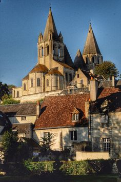 Loches, France by Leslie Lahey / 500px