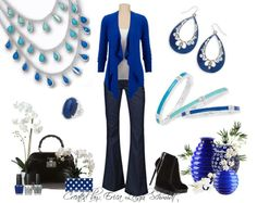 Take a seemingly ordinary outfit and make it extraordinary!!! Featuring page 34: Pacific necklace, Color Pop earrings, Ombre bracelets kaitiewenzl.mypremierdesigns.com access code: bling