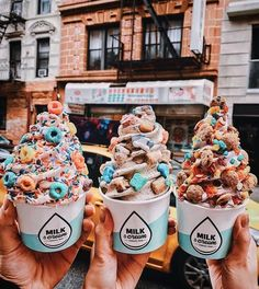 food aesthetic - food + food recipes + food cravings + food videos + food photography + food and drink + food recipes for dinner + food aesthetic Think Food, I Love Food, Good Food, Yummy Food, Kreative Desserts, Tumblr Food, Healthy Food Tumblr, Cute Desserts, Food Goals