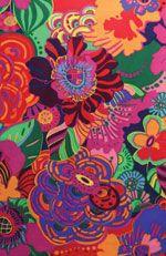 I'm thinking: Alexander HEnry, Moda, Robert Kaufman, Kaffe Fassett for fabric