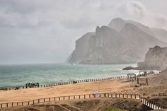 Oman | Mughsayl Beach, Salalah. credit: Hussain_Quantum. view on Fb https://www.facebook.com/SinbadsOmanPocketGuide #oman #traveltooman #destination