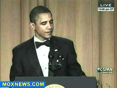 """#SM24hrs #News """"My Father Was Born In Kenya & I Of Course Was Born In Hawaii"""" (WINK) Obama Correspondents' Dinner"""