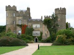 Haunted Castles of Ireland : )