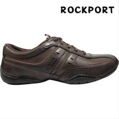 Rockport Calter Mens (Medium) S411, MENS CASUAL SHOES on Wanelo