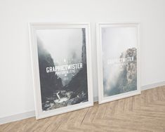 Double Silver Frame Display | Premium and Free PSD Resources