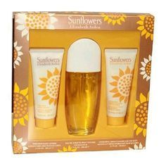Elizabeth Arden Sunflowers Perfume Gift Set on sale. Shop with Confidence - Elizabeth Arden Sunflowers Perfume 3 Pieces Gift Set for Women Elizabeth Arden Gift Set, Elizabeth Arden Perfume, Perfume Gift Sets, Sunflower Gifts, Gift Sets For Women, Parfum Spray, 1 Oz, Body Lotion, Gifts