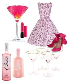 """""""Pink Martini"""" by airsunshine on Polyvore featuring Pink Martini, Chase and Kurt Geiger"""