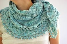 """Ravelry: tanisfiberarts' French Frost - pattern """"French Cancan"""" by Mademoiselle C."""