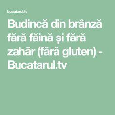 Budincă din brânză fără făină și fără zahăr (fără gluten) - Bucatarul.tv