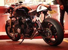 Honda CR Cafe Racer