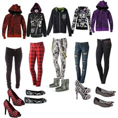 """abby dawn outfits part 2"" by avril-lavigne-fan-forever on Polyvore"