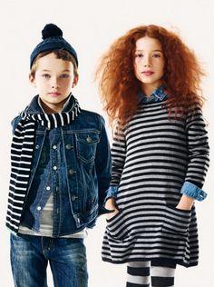 Benetton Stripes for kids