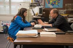 New clip from 'The Edge of Seventeen' with Hailee Steinfeld and Woody Harrelson.