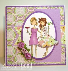 Bellariffic Friday - Sketch 23 by kardulove - Cards and Paper Crafts at Splitcoaststampers