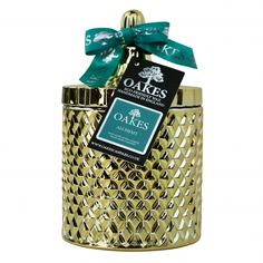 Oakes Candles Cut Glass Jar Luxury Candle - Alchemy Christmas Table Centerpieces, Christmas Decorations, Luxury Candles, Alchemy, Cut Glass, Scented Candles, Glass Jars, Wax, Centrepiece Ideas