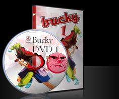 Bucky | DVD Bucky | Animes Digital