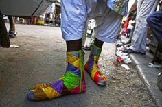 The roots of fashion and spirituality in Senegal's Islamic brotherhood, the Baye Fall - The Washington Post