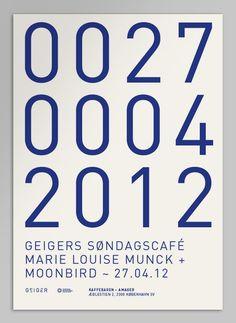 Geiger Magazine on Editorial Design Served