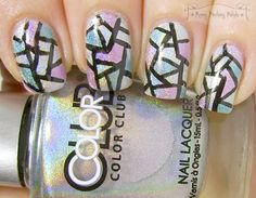 Penny Pinching Polish: A2Z: S is for....Silver (with video tutorial!)