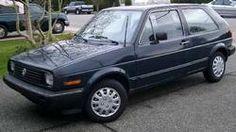 1985 VW Golf - My first car!
