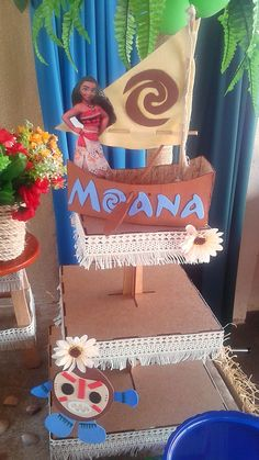30 Super Ideas For Birthday Party Girl Food Ideas Moana Birthday Party Theme, 2 Birthday, Moana Themed Party, Moana Party, Luau Party, 4th Birthday Parties, Birthday Party Decorations, Festa Moana Baby, Maui